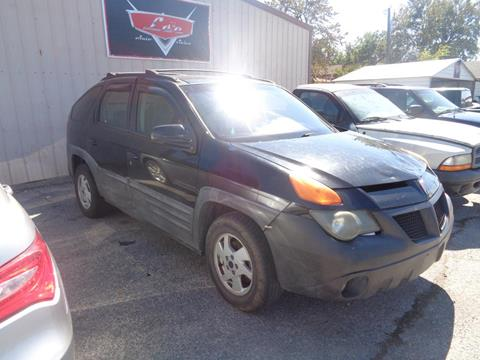 2001 Pontiac Aztek for sale in Mcalester, OK