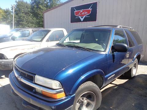 1998 Chevrolet Blazer for sale in Mcalester, OK