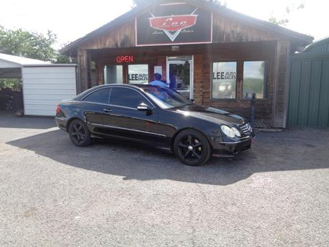 2005 Mercedes-Benz CLK for sale in Mcalester, OK