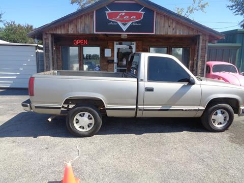 1998 Chevrolet C/K 1500 Series for sale in Mcalester, OK