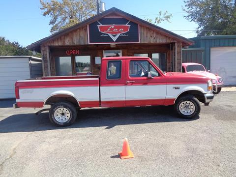 1995 Ford F-150 for sale in Mcalester, OK