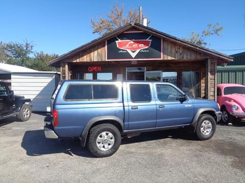 2000 Nissan Frontier for sale in Mcalester, OK