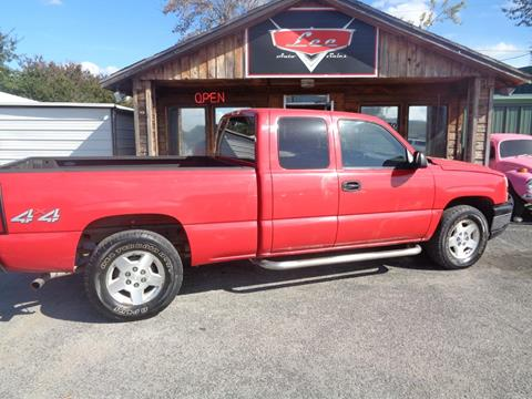 2007 Chevrolet Silverado 1500 Classic for sale in Mcalester, OK