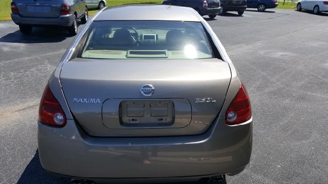 2006 Nissan Maxima 3.5 SE 4dr Sedan w/Automatic - Colfax NC