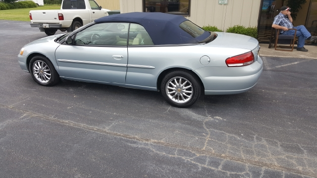 2002 Chrysler Sebring Limited 2dr Convertible - Colfax NC