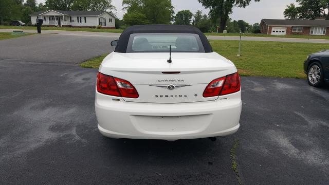 2010 Chrysler Sebring Touring 2dr Convertible - Colfax NC