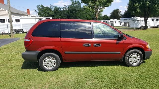 2007 Dodge Caravan SE 4dr Mini-Van 4A - Colfax NC