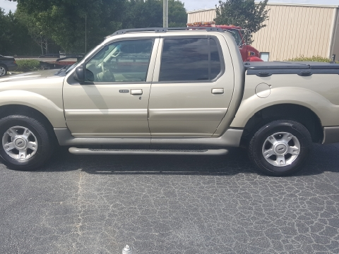 2003 Ford Explorer Sport Trac for sale in Colfax, NC