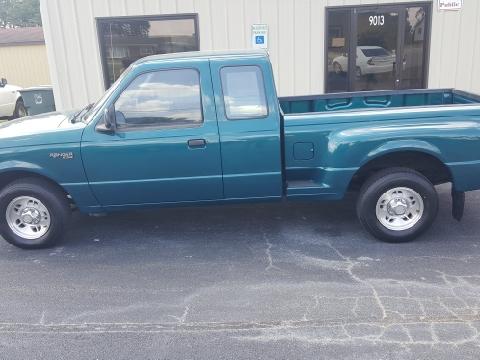 1997 Ford Ranger