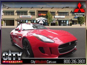 2014 Jaguar F TYPE For Sale In Woodside, NY