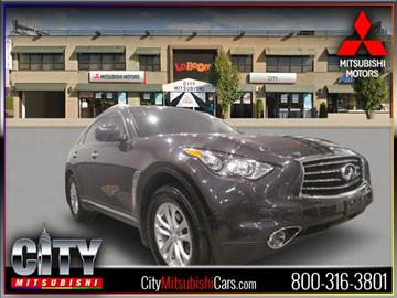 2012 Infiniti FX35 for sale in Woodside, NY