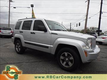 2008 Jeep Liberty for sale in South Bend, IN
