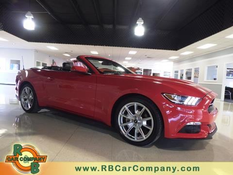 2015 Ford Mustang for sale in South Bend, IN