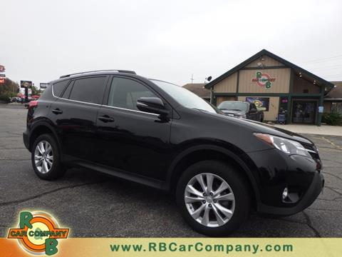 2013 Toyota RAV4 for sale in South Bend, IN