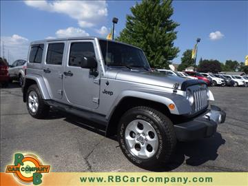 2014 jeep wrangler for sale indiana. Cars Review. Best American Auto & Cars Review