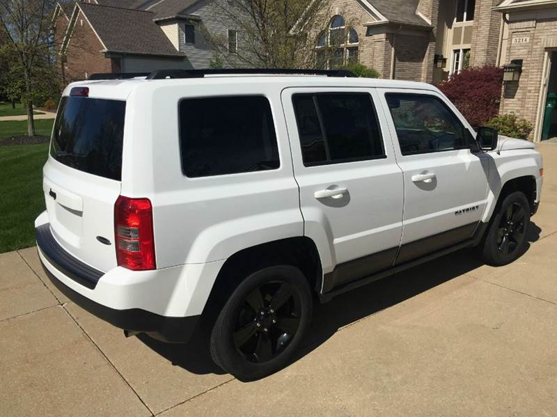 2015 Jeep Patriot 4x4 Altitude Edition 4dr SUV - Cleveland OH