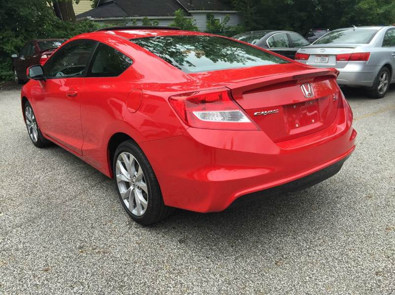 2012 Honda Civic Si 2dr Coupe - Cleveland OH