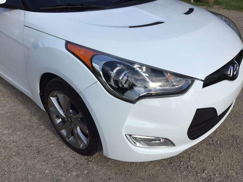 2017 Hyundai Veloster Value Edition 3dr Coupe - Cleveland OH