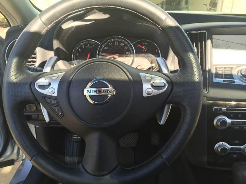2012 Nissan Maxima 3.5 SV 4dr Sedan - Cleveland OH
