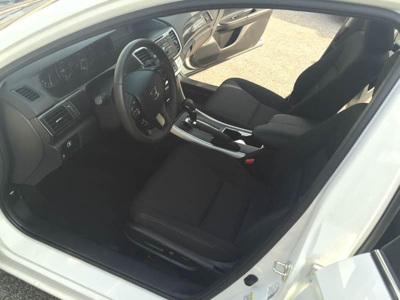 2015 Honda Accord Sport 4dr Sedan CVT - Cleveland OH