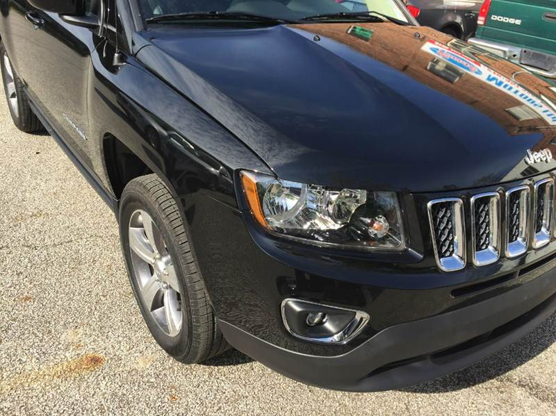 2017 Jeep Compass 4x4 High Altitude 4dr SUV - Cleveland OH