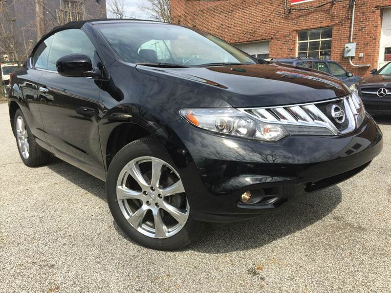 Nissan Murano Crosscabriolet Awd Suv Convertible In