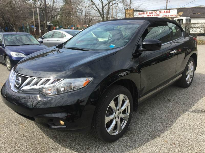 suv convertible used nissan murano crosscabriolet for. Black Bedroom Furniture Sets. Home Design Ideas