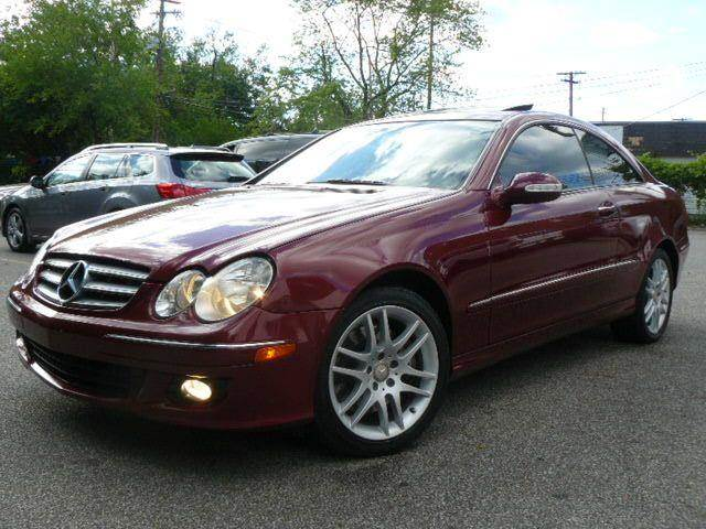 Used 2009 mercedes benz clk class for sale for Mercedes benz cleveland ohio