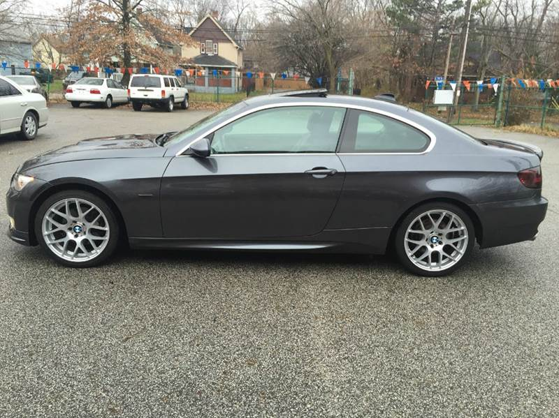 2008 BMW 3 Series AWD 328xi 2dr Coupe SULEV - Cleveland OH