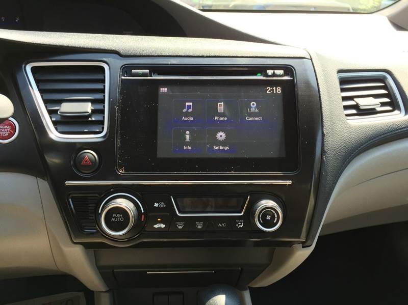 2014 Honda Civic EX 4dr Sedan - Cleveland OH