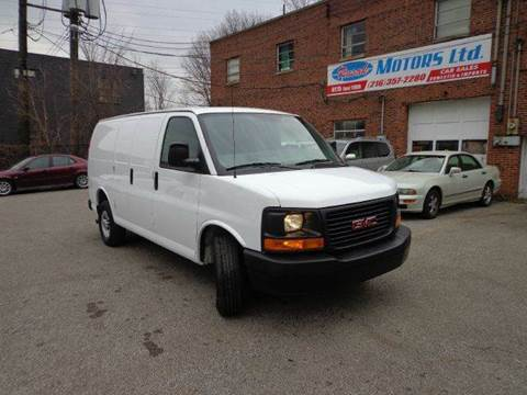2012 GMC Savana Cargo for sale in Cleveland, OH
