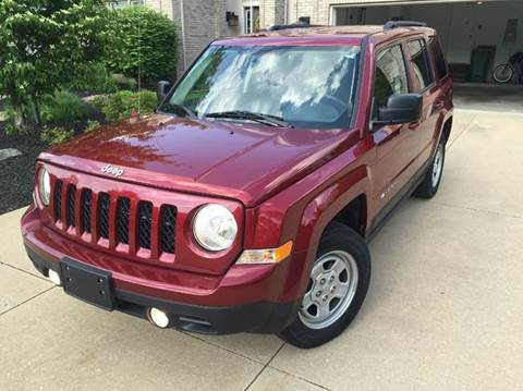 2013 Jeep Patriot for sale in Cleveland, OH