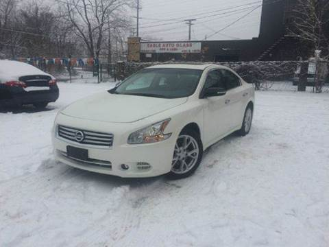 used 2014 nissan maxima for sale in ohio. Black Bedroom Furniture Sets. Home Design Ideas