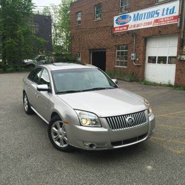 2008 Mercury Sable for sale in Cleveland, OH