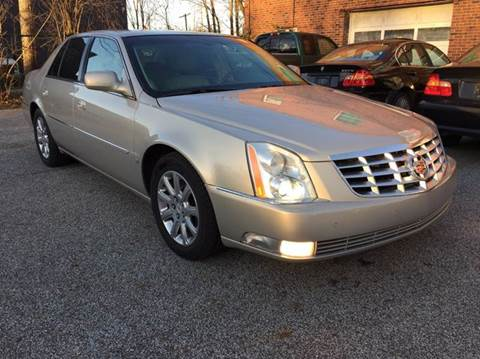 2009 Cadillac DTS for sale in Cleveland, OH