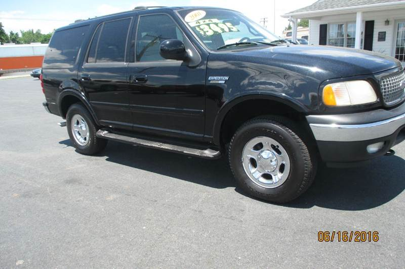 2001 ford expedition eddie bauer 4wd 4dr suv in appomattox for M and m motors appomattox
