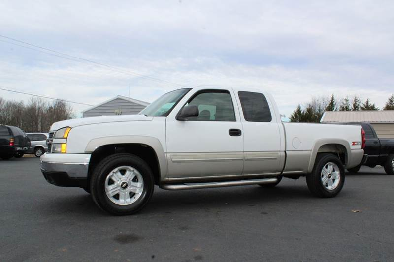 2006 Chevrolet Silverado 1500 for sale in Appomattox, VA