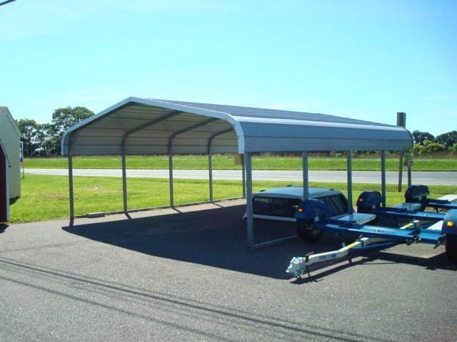 2014 18 X 21 x 5 carport  - Appomattox VA