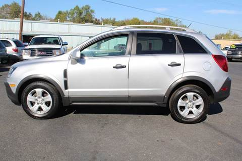 2015 Chevrolet Captiva Sport Fleet for sale in Appomattox, VA