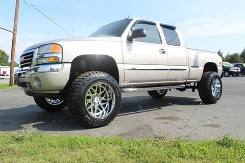 2005 GMC Sierra 1500 for sale in Appomattox, VA