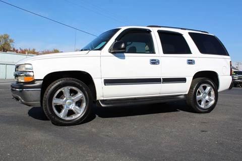 2001 Chevrolet Tahoe for sale in Appomattox, VA