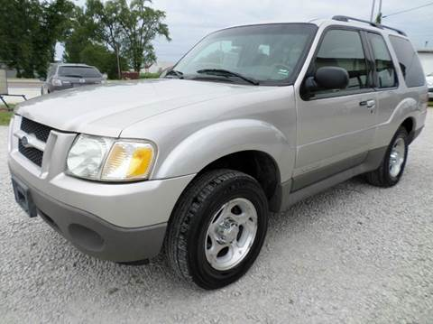 2002 Ford Explorer Sport for sale in Norborne, MO
