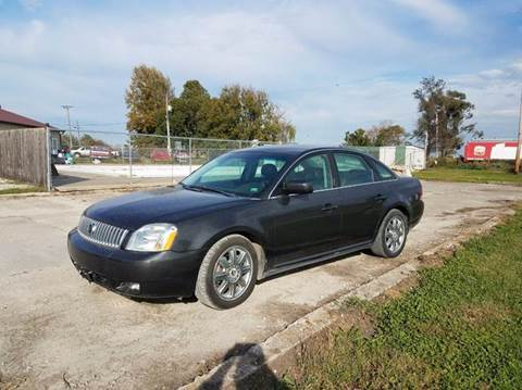 2007 Mercury Montego for sale in Norborne, MO