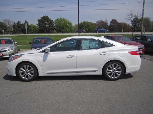 2012 Hyundai Azera