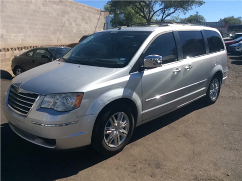 Chrysler Town And Country For Sale New Mexico