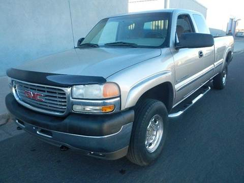 2001 GMC Sierra 2500HD for sale in Albuquerque, NM