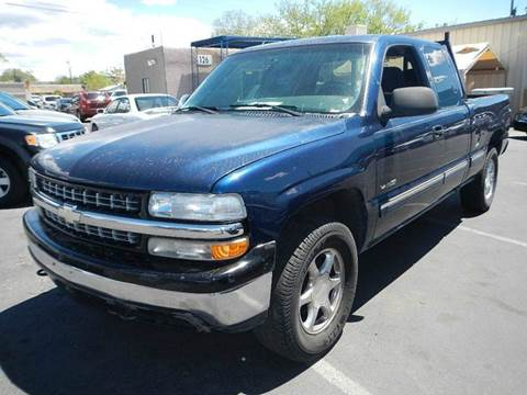 2001 chevrolet silverado 1500 for sale albuquerque nm. Black Bedroom Furniture Sets. Home Design Ideas