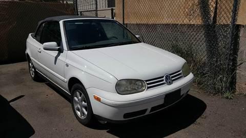 2001 Volkswagen Cabrio for sale in Albuquerque, NM