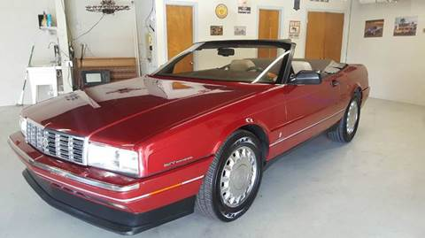 1993 Cadillac Allante for sale in Albuquerque, NM