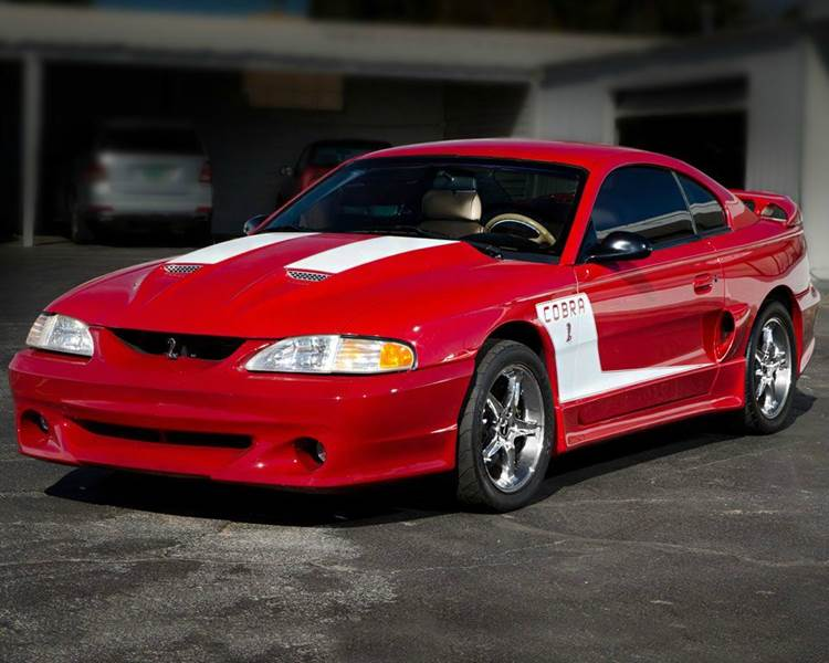 ford mustang svt cobra for sale in los angeles ca. Black Bedroom Furniture Sets. Home Design Ideas